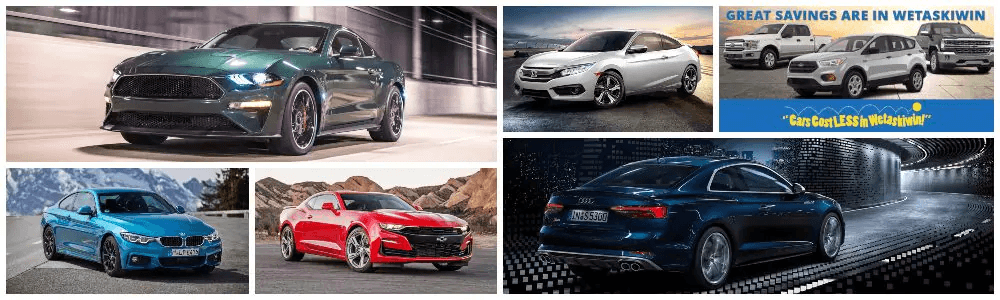 New and Used Coupes for Sale in Wetaskiwin