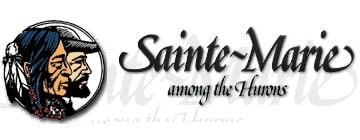 SAINTE-MARIE AMONG THE HURONS