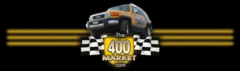 THE 400 FLEA MARKET