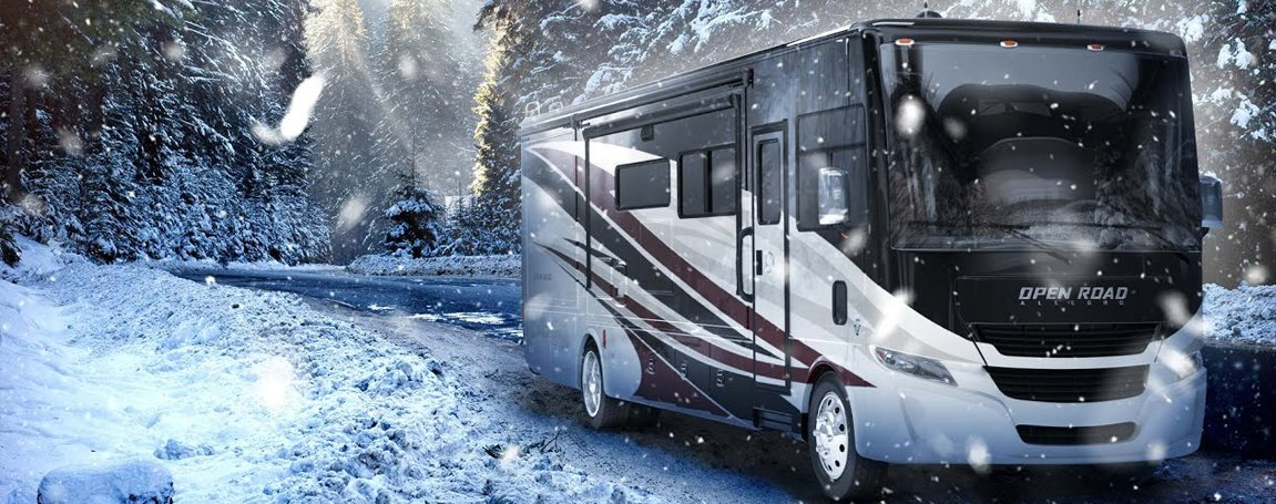 Are Thor RVs Good for Winter