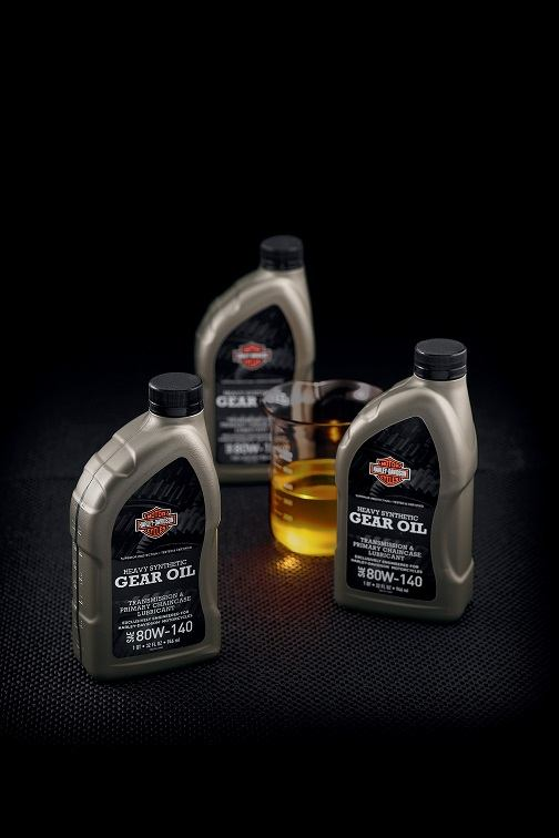 H-D Synthetic Oil quart