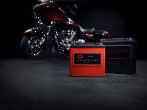 H-D Lithium LiFe battery