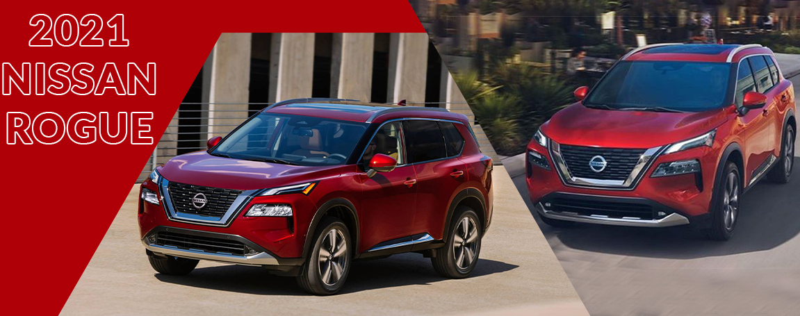 Nissan Rogue 2021 | Models and Price | Exterior