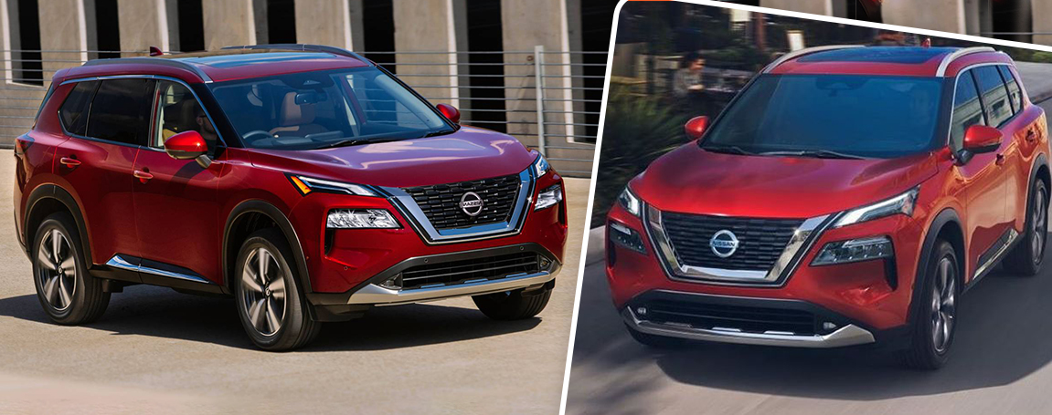 Nissan Rogue 2021 | Performance and exterior design