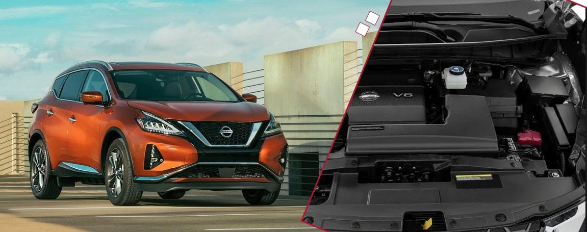 2021 Nissan Murano | Engine Power and Performance