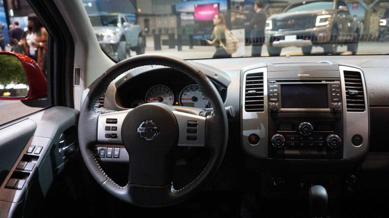 2020 Nissan Frontier - Dashboard
