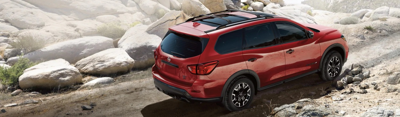 2020 Nissan Pathfinder in Calgary