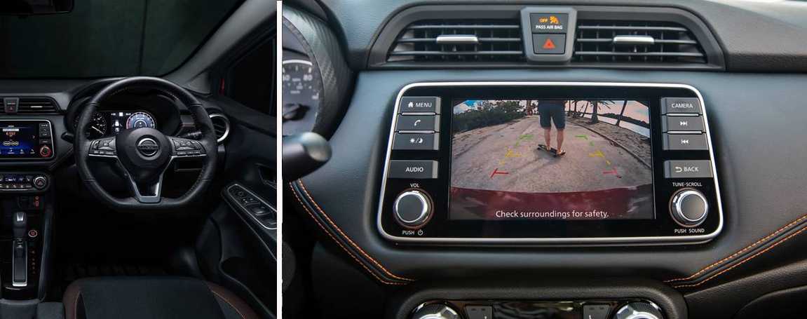 Nissan Versa - Entertainment and Technology