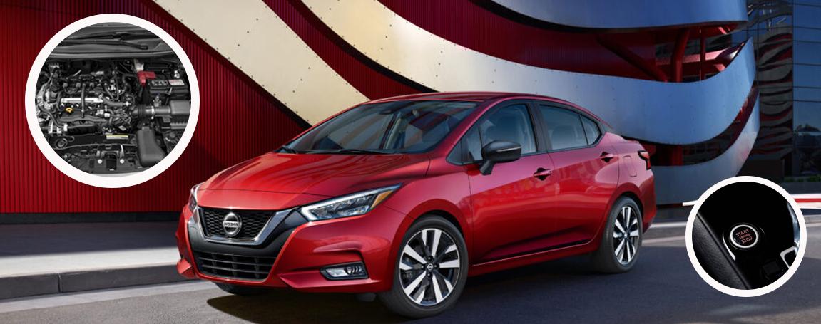 Nissan Versa - Power and Performance