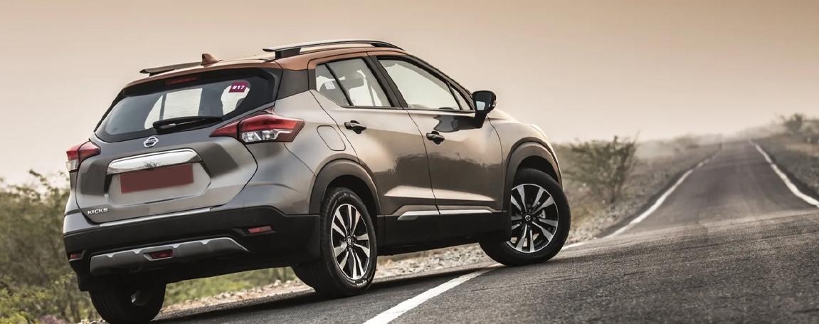 Nissan Kicks - Exterior Design