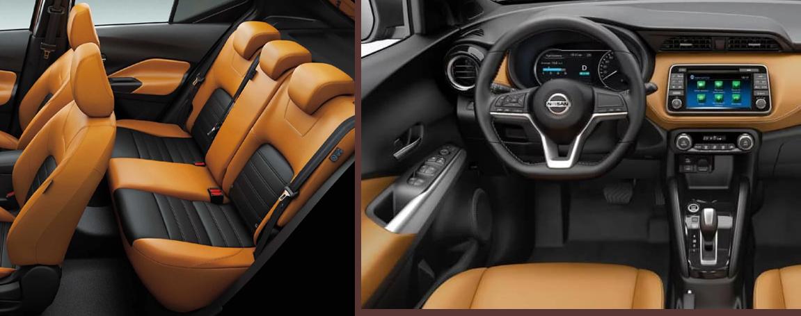 Nissan Kicks - Interior Comfort