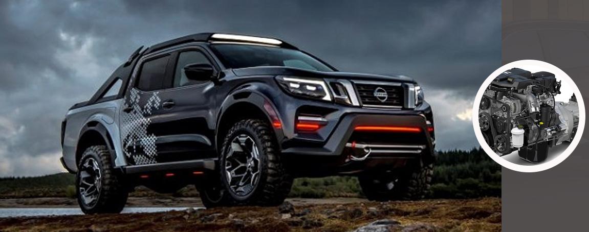 Nissan Frontier Black