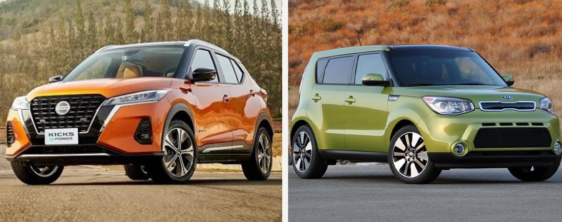 Nissan Kicks vs Kia Soul Safety Features