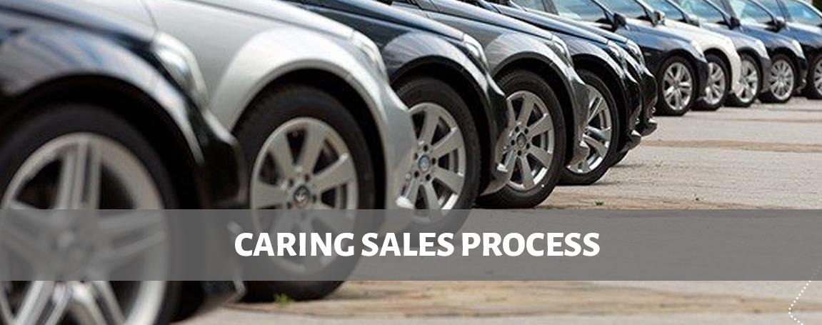Caring Sales Process
