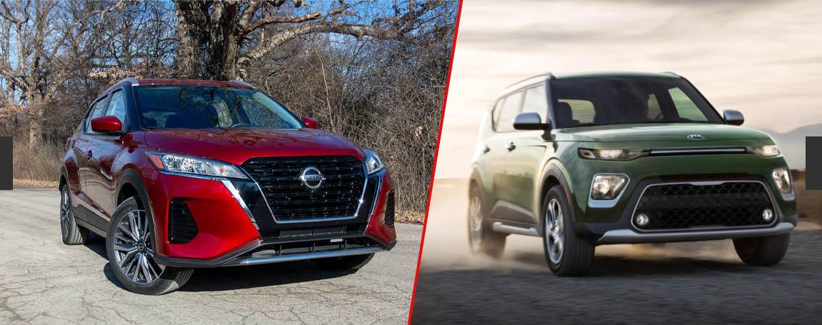 Test Drive the 2021 Nissan Kicks in Calgary