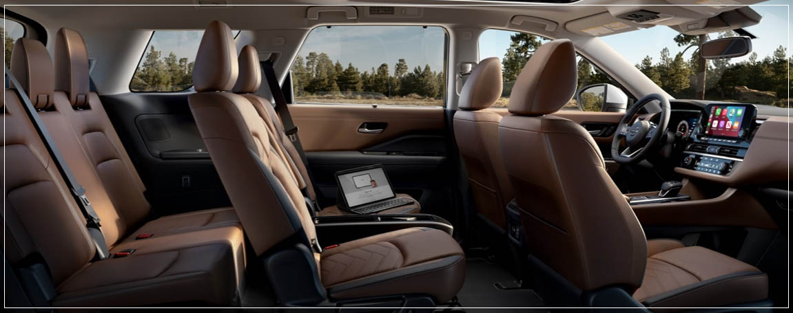 Updated Interior and Infotainment Technology