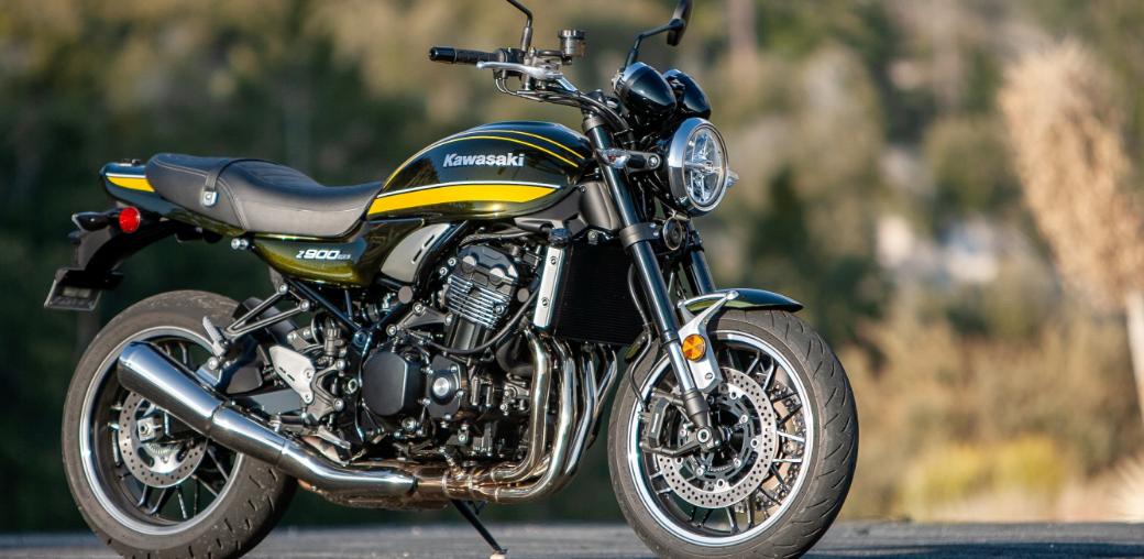 Kawasaki Motos