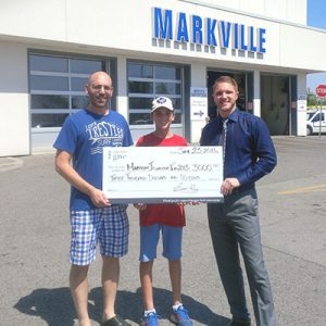 Markville Lincoln Supports Markham Soccer Club