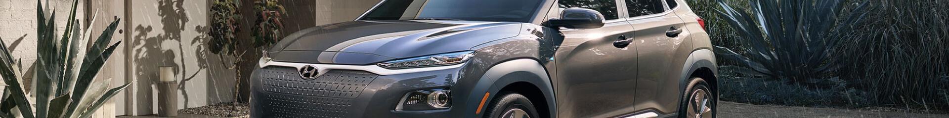 Hyundai Kona électrique 2021
