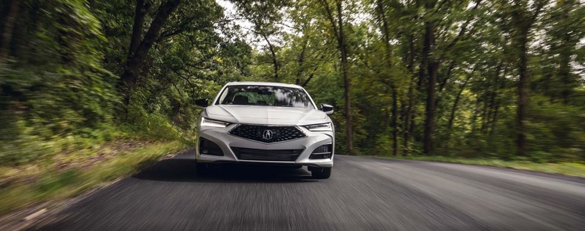 2021 ACURA TLX | Safety