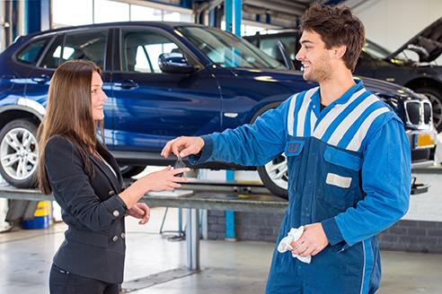 Lamborghini Service Center