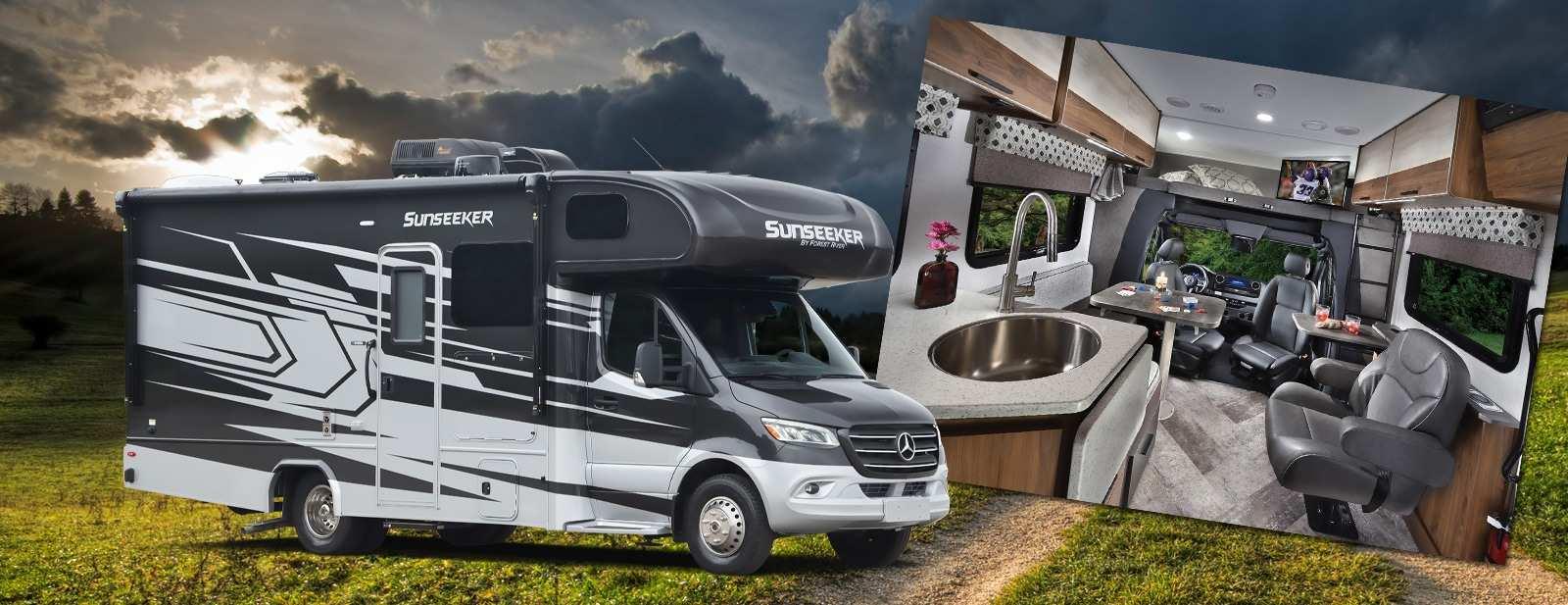 VR Sunseeker chez Cité Caravane