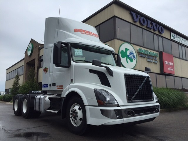 These 2016 & 2017 trucks are equipped with a D13 - 375 hp Volvo engine, I-Shift automatic transmission, 180