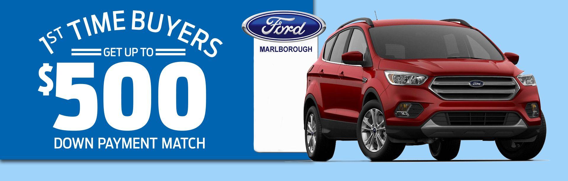 First_time_buyer_program_at_Marlborough_Ford