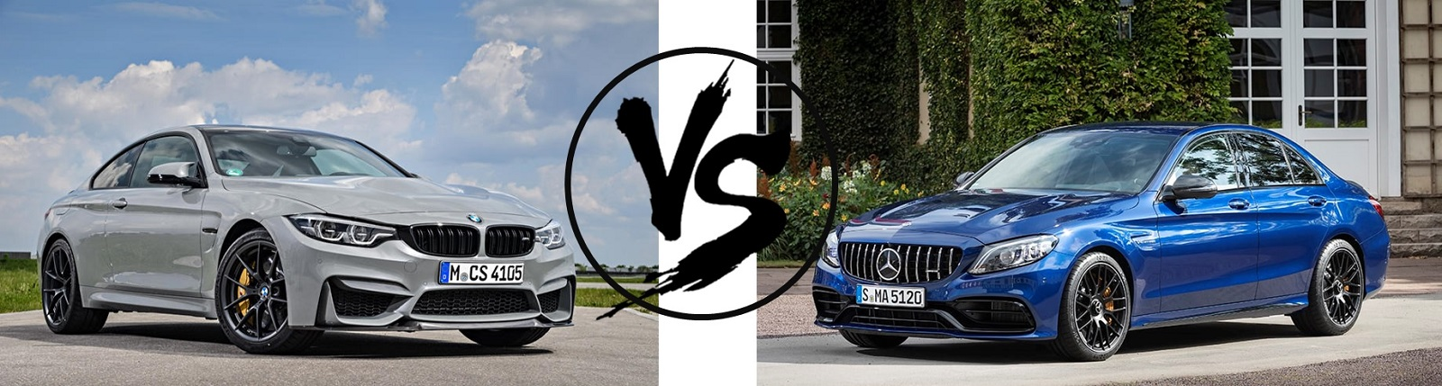 2020 BMW M4 vs 2020 Mercedes C63 AMG Features, Design and Performance