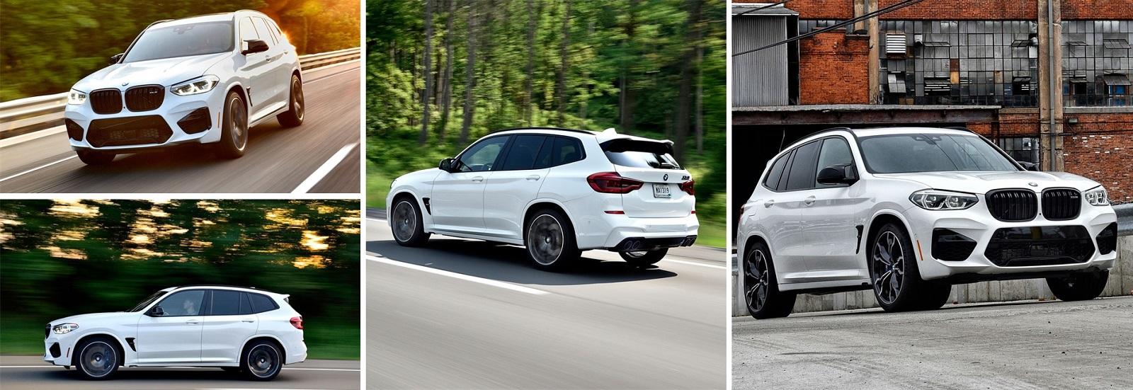 2020 BMW X3 M Exterior Design