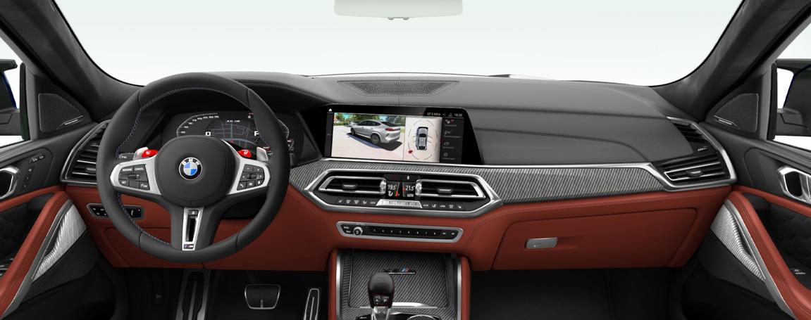 2021 BMW X5 M Interior