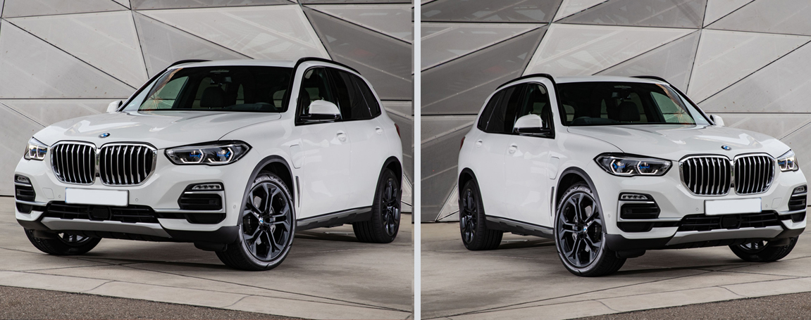 Buying a 2021 BMW X5 M in Vancouver