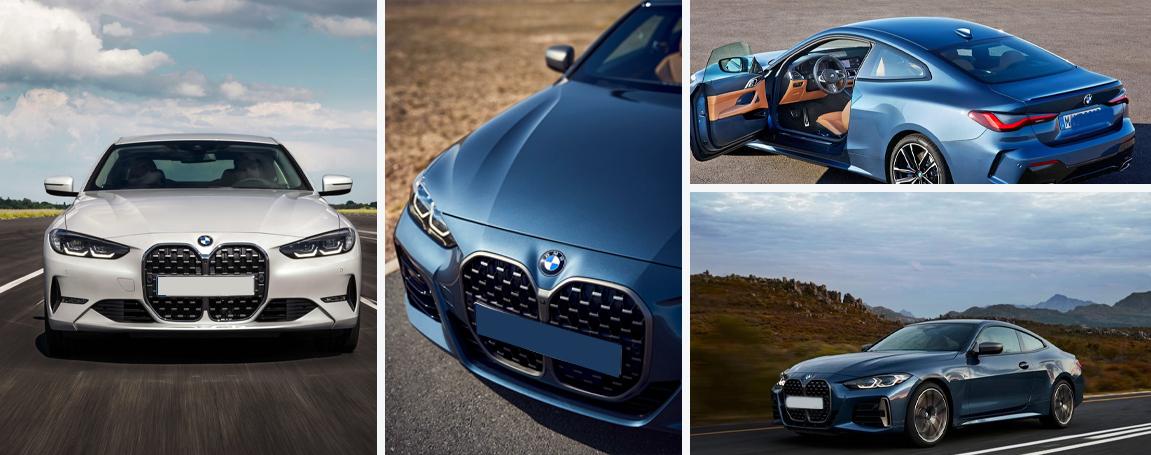 2021 BMW 4 Series - EXTERIOR DESIGN