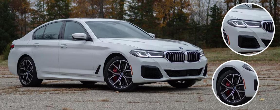 2021 BMW Series 5 - EXTERIOR DESIGN