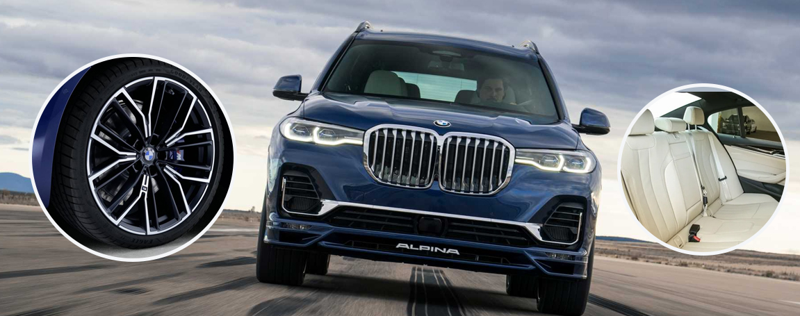 2021 BMW Series 5 - SAFETY FEATURES