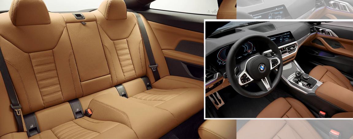 2021 BMW 4 Series - LUXURIOUS INTERIOR