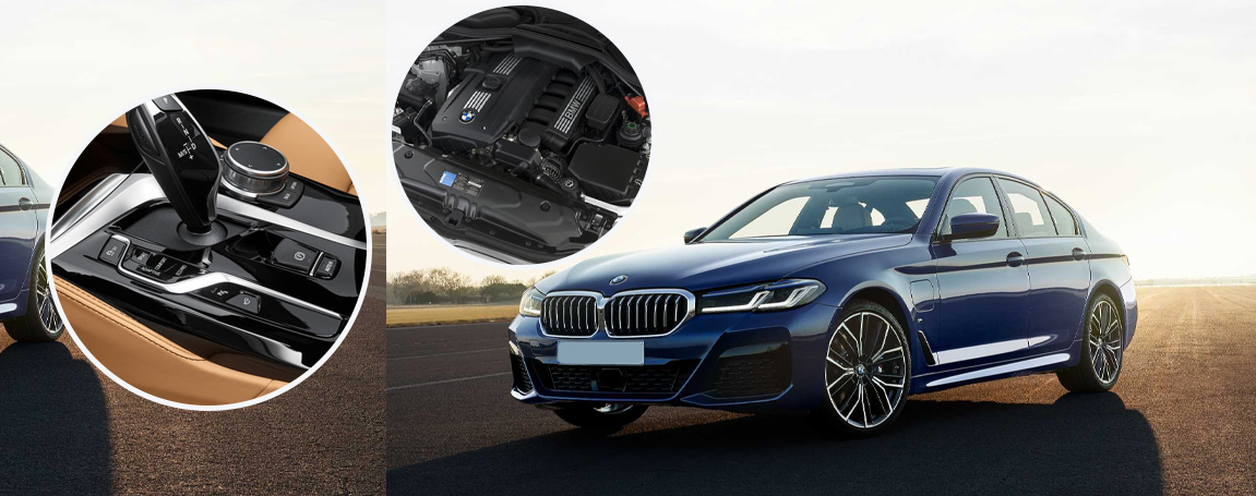 2021 BMW Series 5 - POWER AND PERFORMANCE