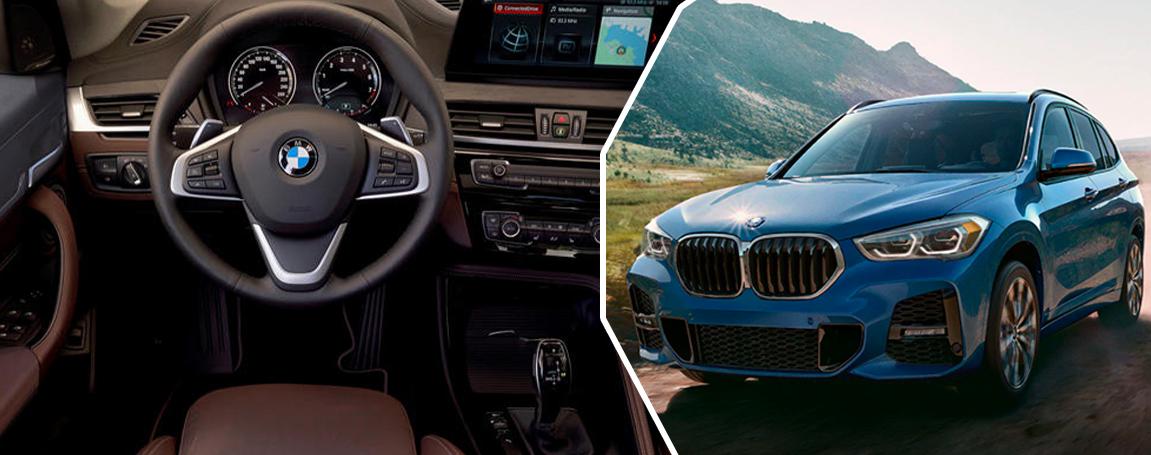 BMW X1   Exterior and Interior design