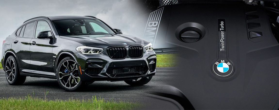 BMW X4   Exterior   Engine and Performance