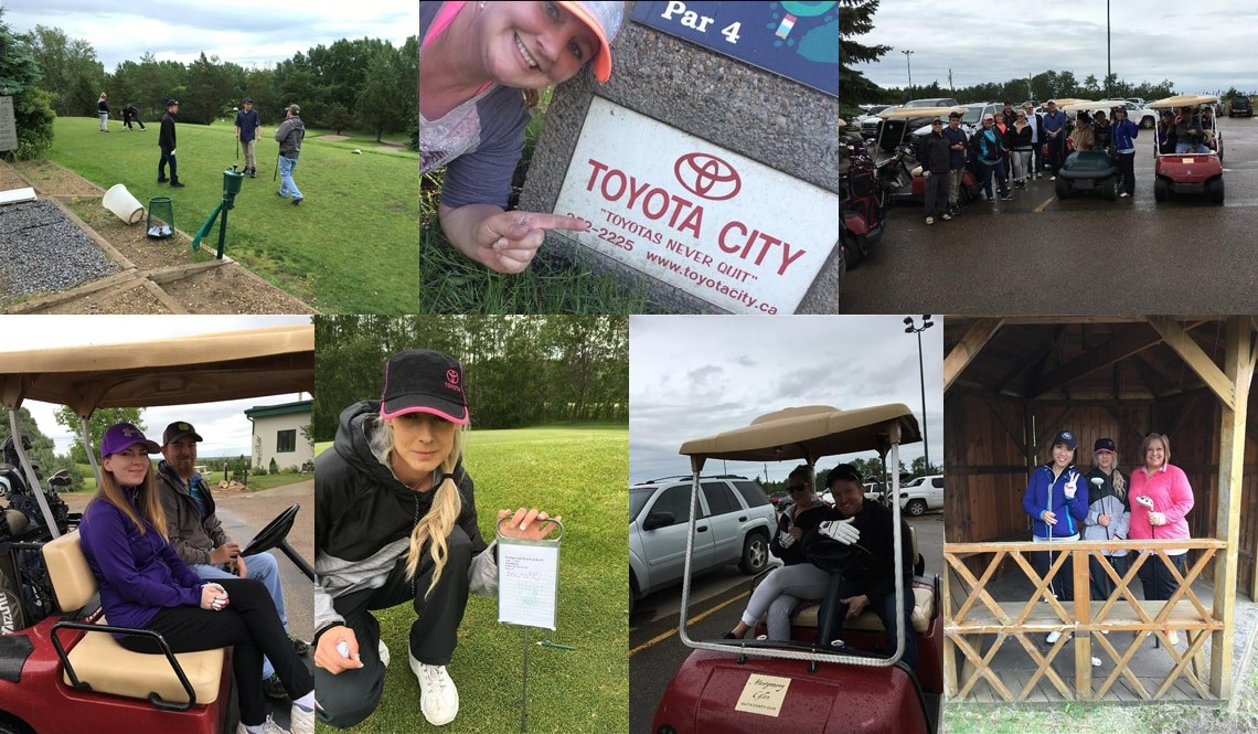 Toyota City Wetaskiwin Golf Tournament