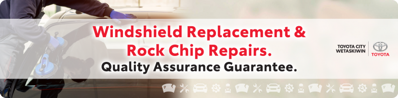 Windshield Replacement and Rock Chip Repairs