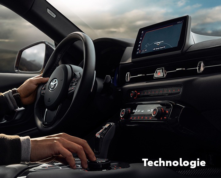 St-Hubert Toyota GR Supra 2021 Technologie