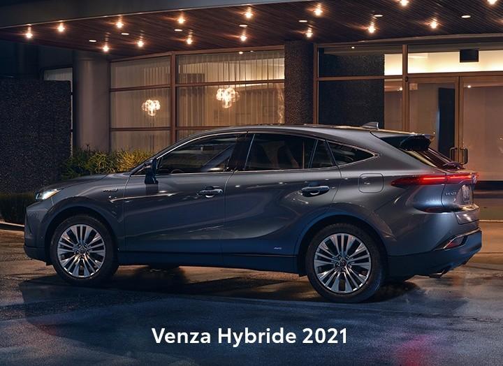 St-Hubert Toyota Venza 2021 Hybride