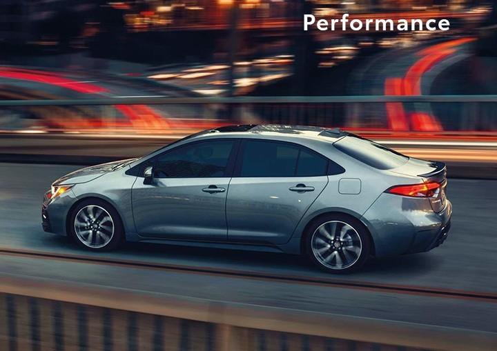 St-Hubert Toyota Corolla 2021 Performance