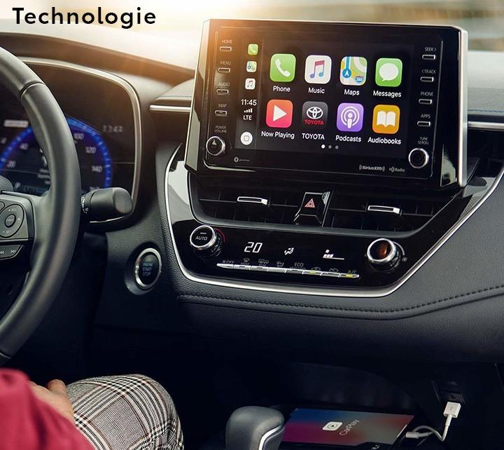 St-Hubert Toyota Corolla 2021 Technologie
