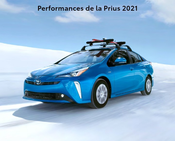 St-Hubert Toyota Performances de la Prius 2021