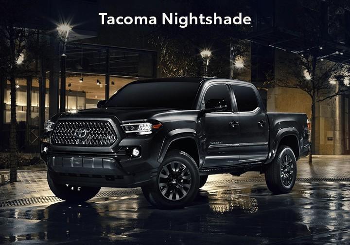 St-Hubert Toyota Tacoma Nightshade 2021