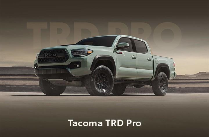St-Hubert Toyota Tacoma TRD Pro 2021