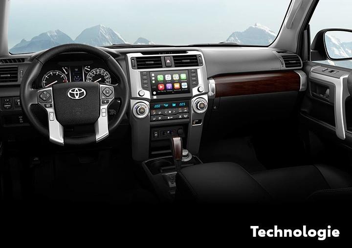 St-Hubert Toyota 4Runner 2021 Technologie