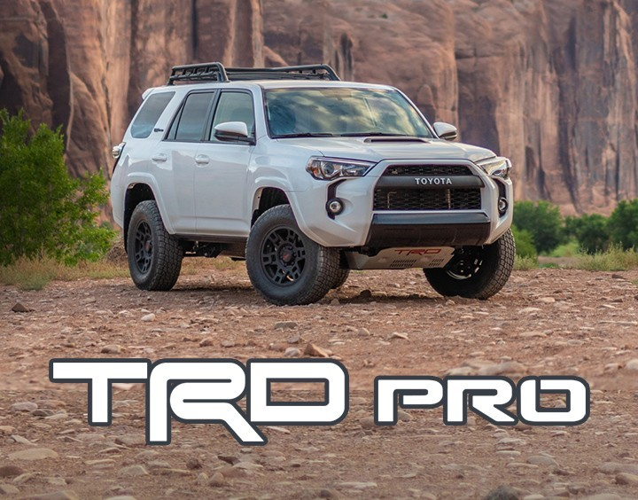 St-Hubert Toyota 4Runner TRD Pro 2021